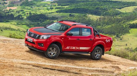 TESTAMOS A NISSAN FRONTIER ATTACK