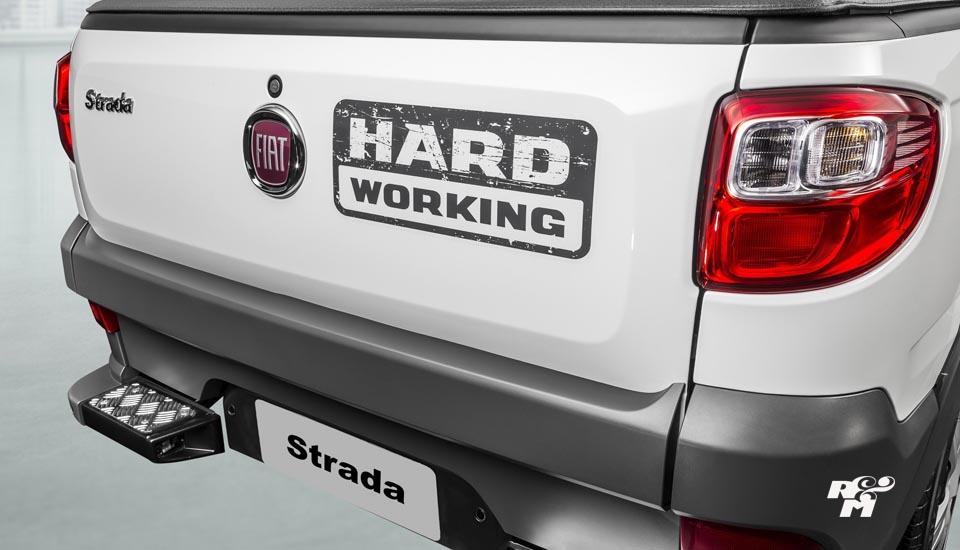 Fiat Strada Hard Working