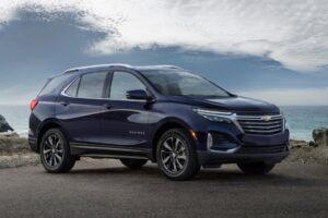 Chevrolet Equinox.