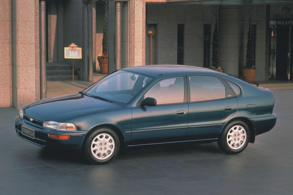 Toyota Corolla 7ª Geração 1991 – 1995