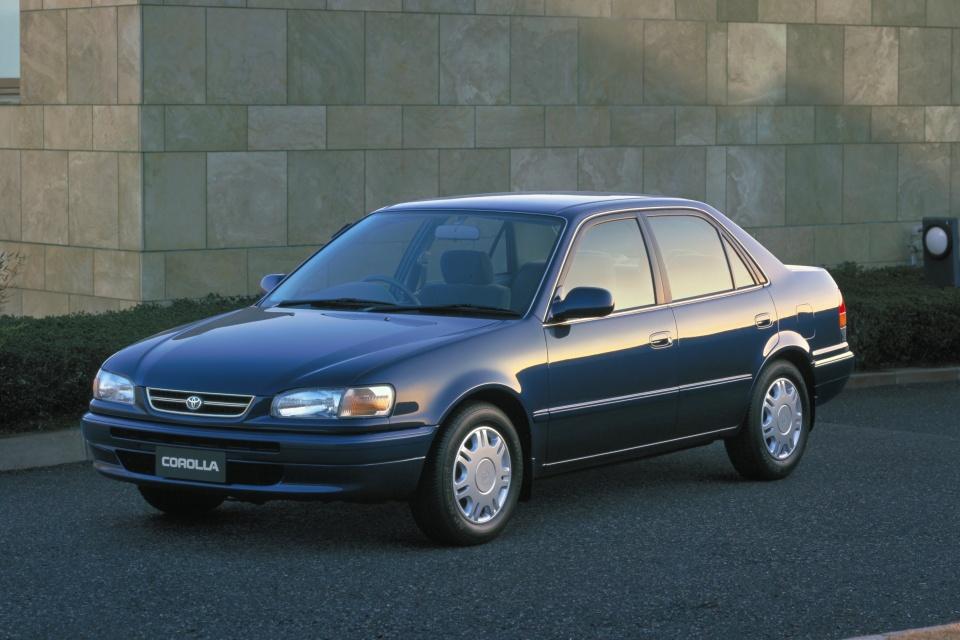 Toyota Corolla 8ª Geração 1996 – 2002