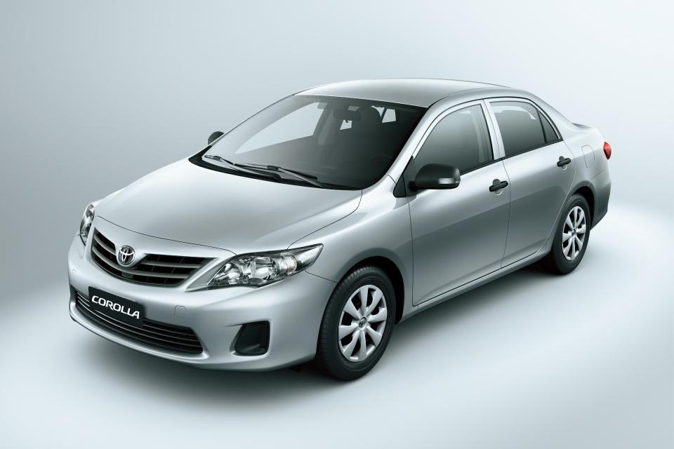 Toyota Corolla 10ª Geração 2008 – 2013