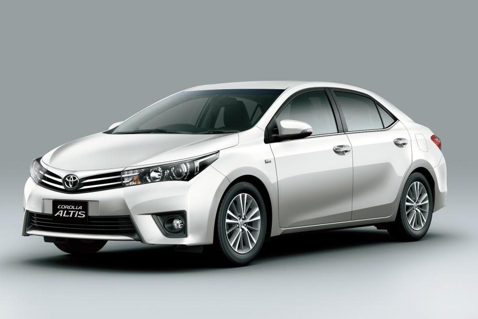 Toyota Corolla 11ª Geração 2014 – 2019