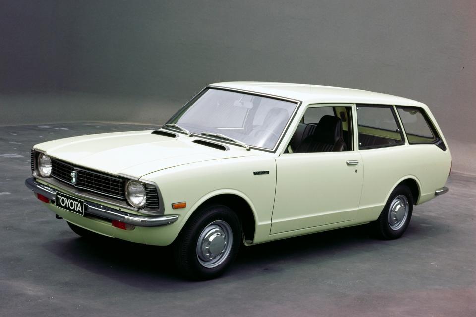 Toyota Corolla 2ª Geração 1970 – 1974