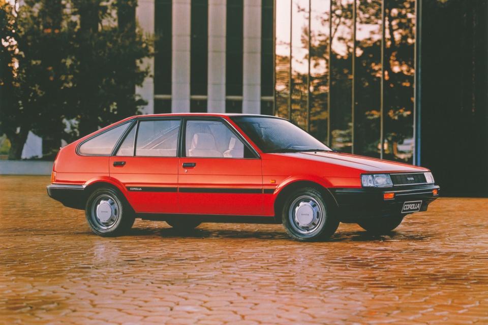 Toyota Corolla 5ª Geração 1983 – 1987