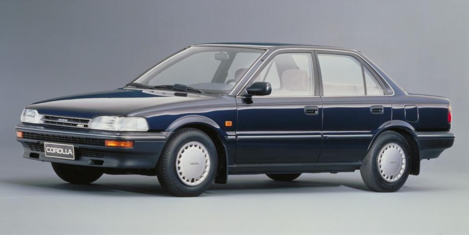 Toyota Corolla 6ª Geração 1987 – 1991