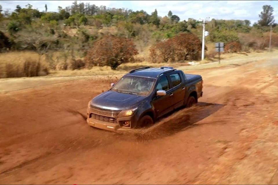 Chevrolet S10 Z71