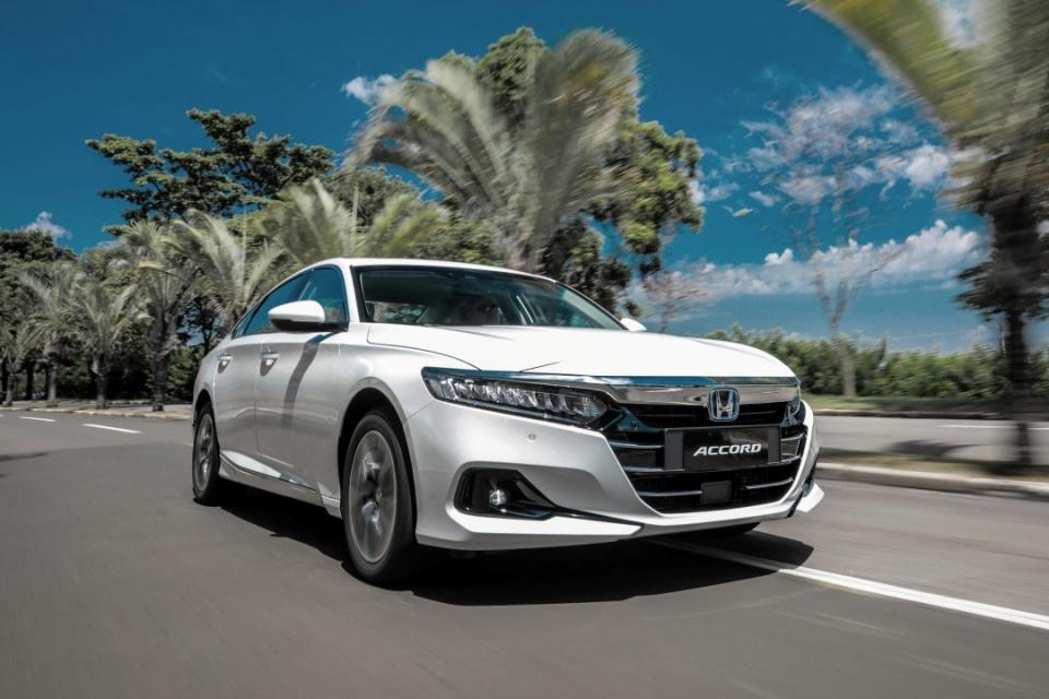 Honda Accord Híbrido