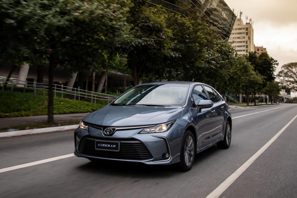 Toyota Corolla 12ª Geração 2019 – Atual.