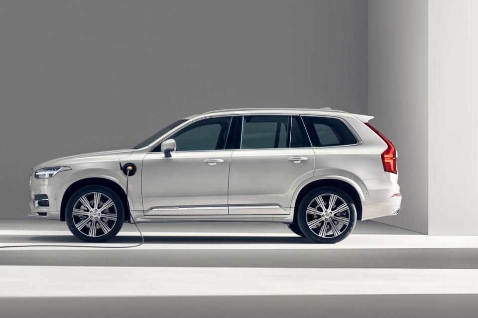 Volvo XC90 2022