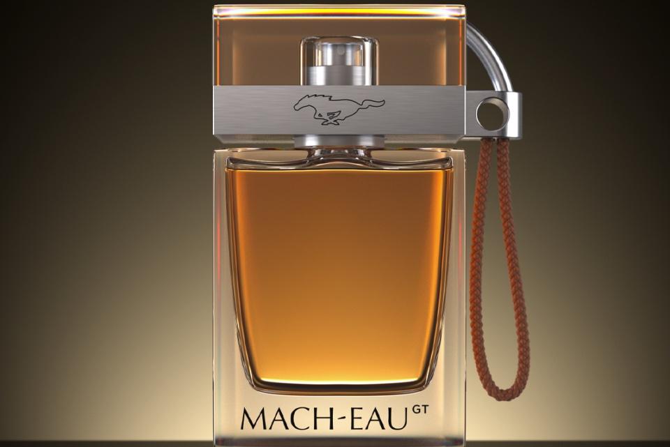 Perfume Ford Mach-Eau