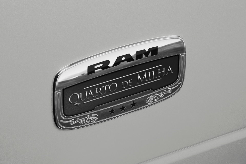 Ram 2500 Quarto de Milha