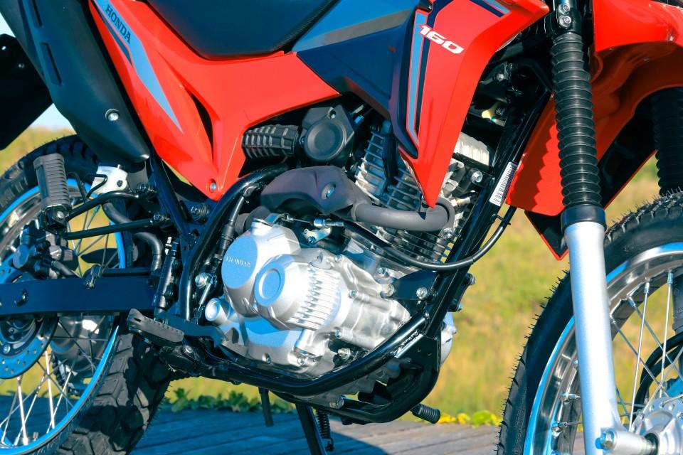 Honda NXR 160 Bros 2022.