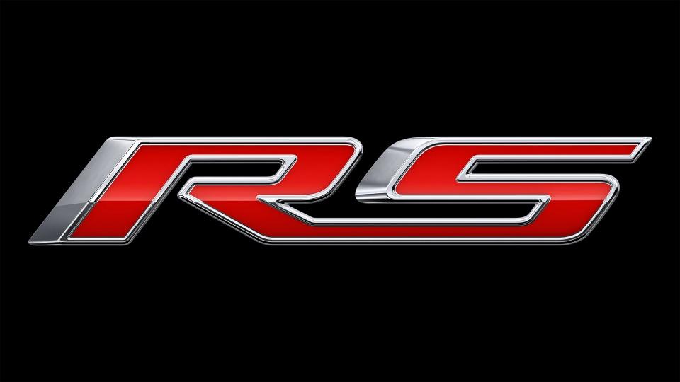 Sigla RS da Chevrolet