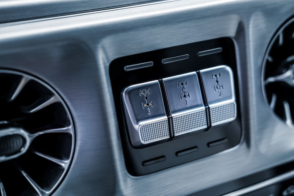 Mercedes-Benz G 63 AMG Magno Edition