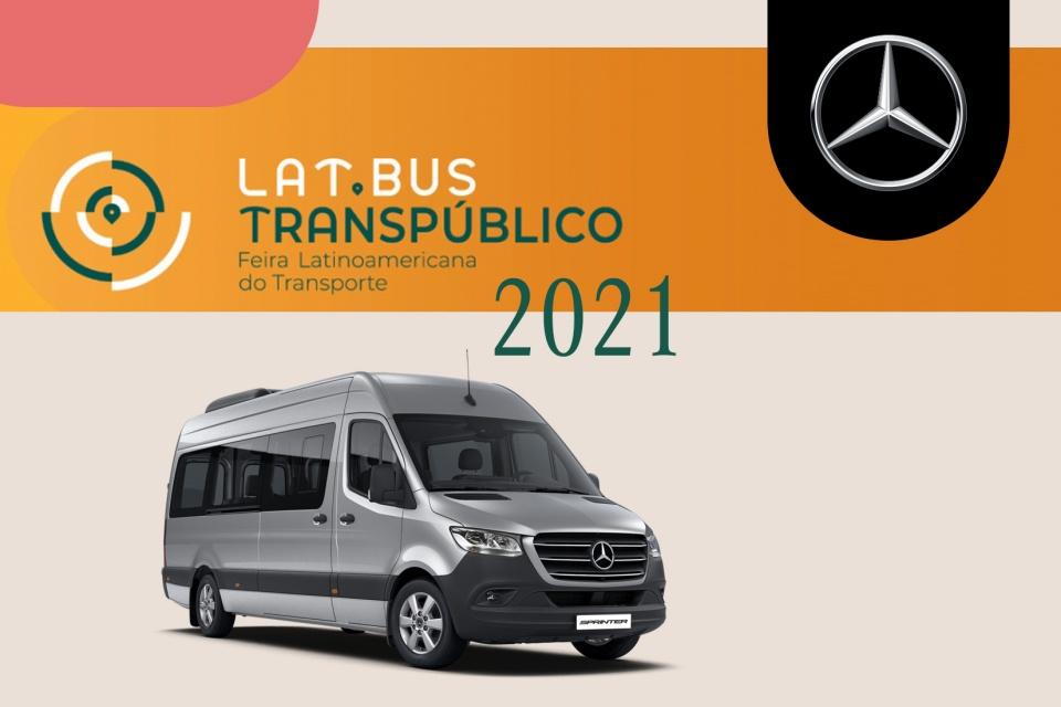 De forma online, Lat.Bus apresenta soluções para o transporte público. Fotos: montadoras.