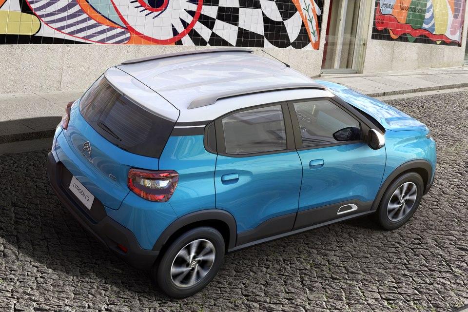 Citroën C3 2022.
