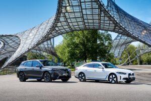 BMW iX e i4