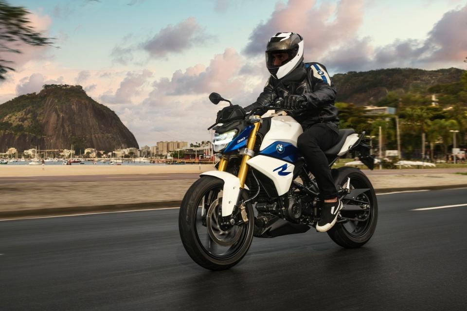 BMW Motorrad G 310 R.