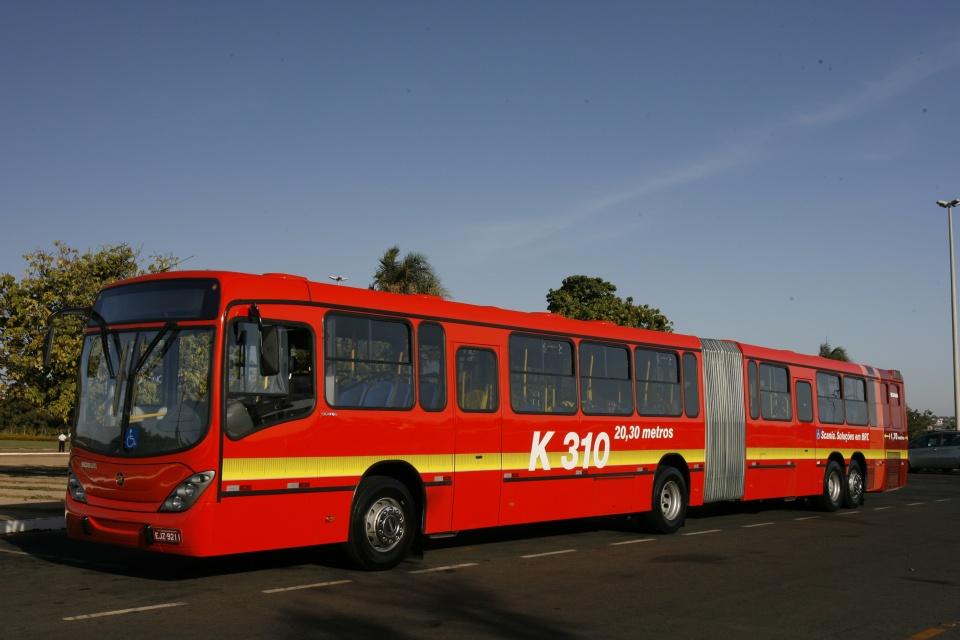 Scania K310 8×2 Urbano