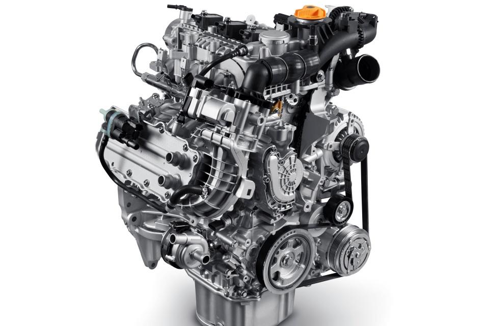 Motor 1.0 Turbo 200 Flex da Fiat.